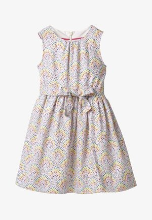 VINTAGE - Day dress - Natural white/rainbow