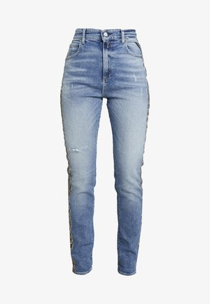 NENEH - Slim fit jeans - light blue