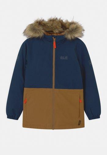 BANDAI UNISEX - Winter coat - walnut brown