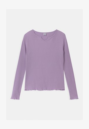 TEENS JENNA - Langærmede T-shirts - light lilac