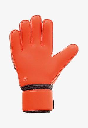 TENSIONGREENSUPERSOFT - Goalkeeping gloves - graurotweiss