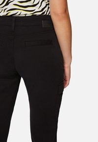 Mavi - JULIA - Trousers - black - 4