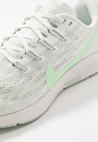Nike Performance - AIR ZOOM PEGASUS 36 - Stabilty running shoes - summit white/vapor green/spruce aura/pistachio frost - 5