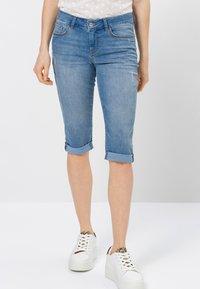 zero - Slim fit jeans - iced blue soft wash - 0