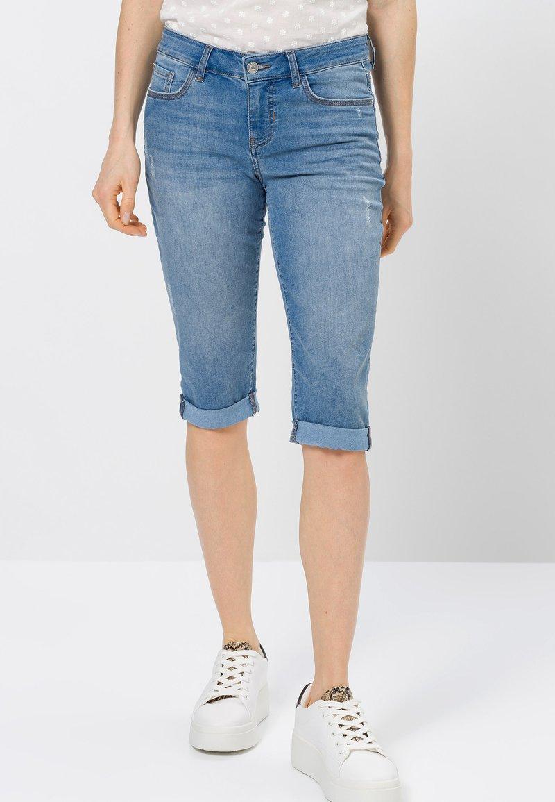 zero - Slim fit jeans - iced blue soft wash