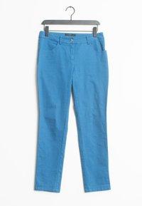 Monari - Trousers - blue - 0