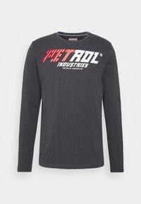 Petrol Industries - Long sleeved top - raven grey - 4