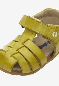 Naturino - ALBY halboffener - Baby shoes - gold - 5