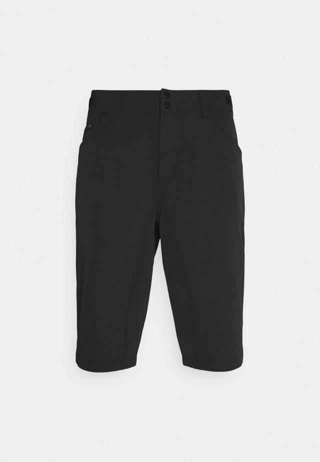 MOMENTUM 2.0 BIKE SHORTS - Urheilushortsit - black