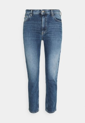 DAD JEAN STRAIGHT  - Slim fit jeans - oslo light blue comfort