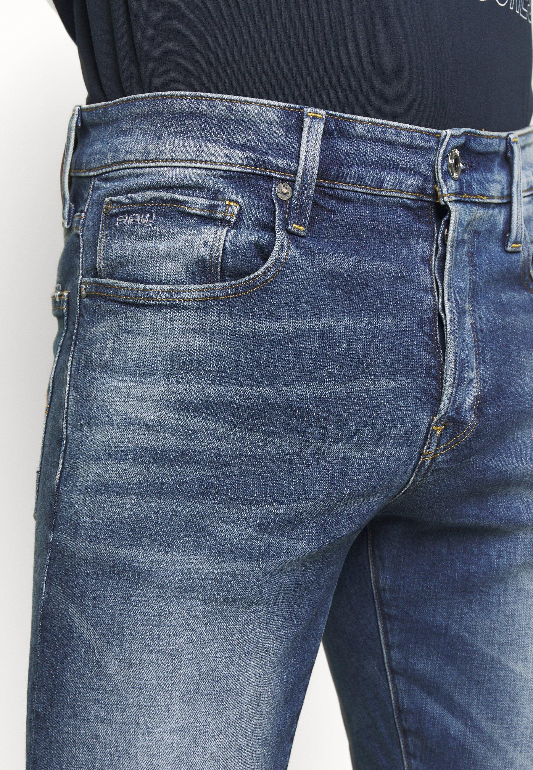 3301 STRAIGHT TAPERED Jeans straight leg vintage azure