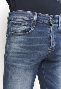 G-Star - 3301 STRAIGHT TAPERED - Jean droit - vintage azure - 4