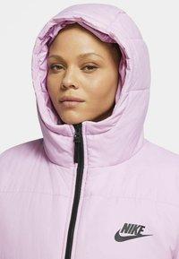 Nike Sportswear - Winter jacket - beyond pink/white/black - 3