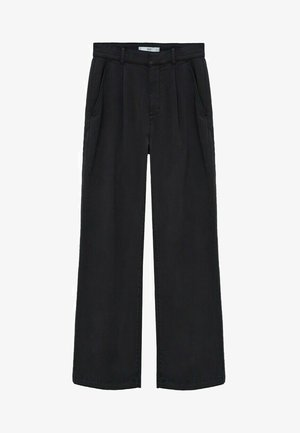 FILIPPO - Trousers - zwart