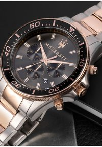 Maserati - QUARZ SFIDA 44MM - Watch - grey - 5