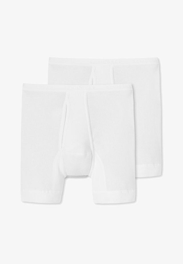 2ER PACK ORIGINAL CLASSICS - Onderbroeken - weiß