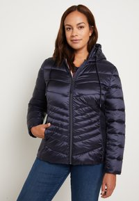 MY TRUE ME TOM TAILOR - HOODED LIGHT WEIGHT JACKET - Light jacket - sky captain blue - 0