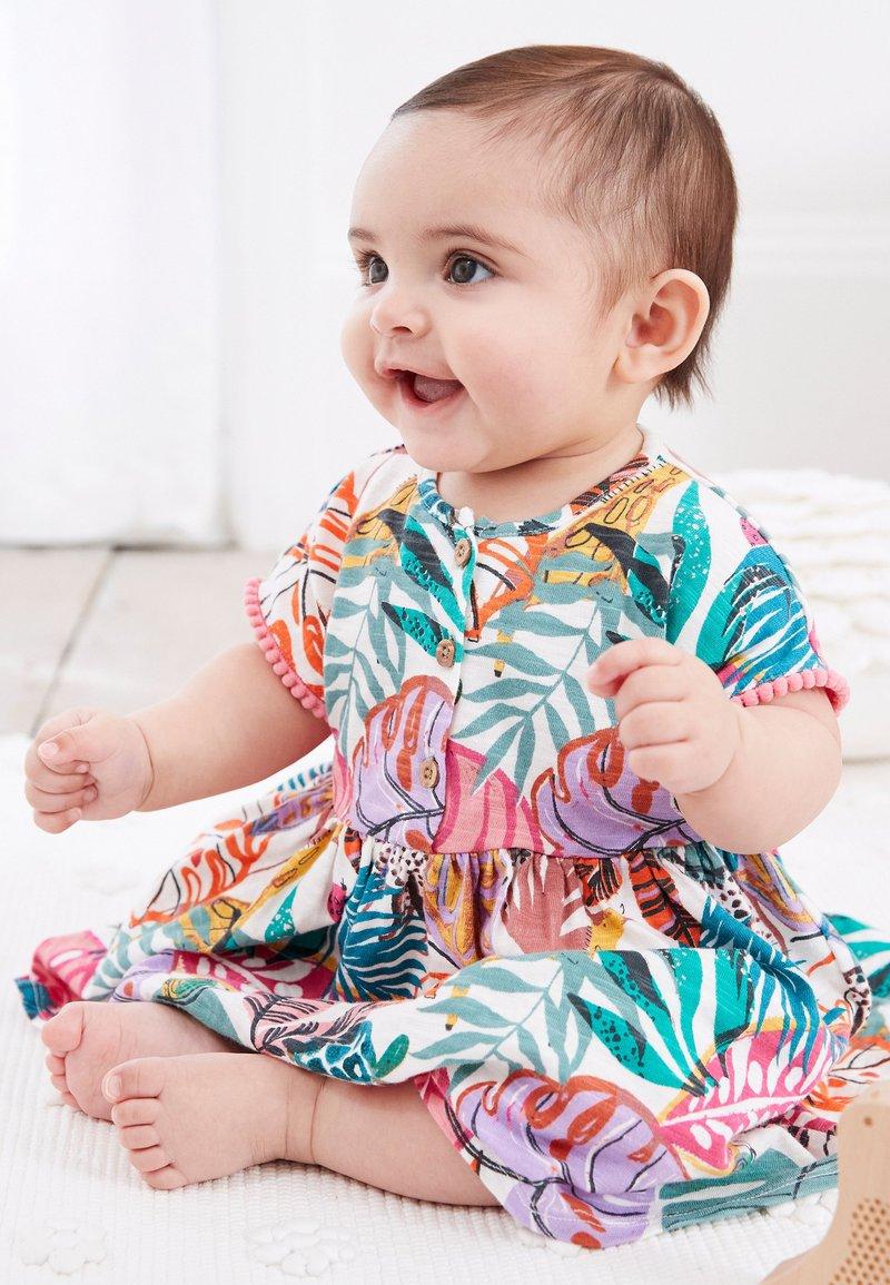 Next - Jersey dress - multi coloured