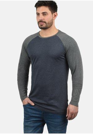 Long sleeved top - blue gr m