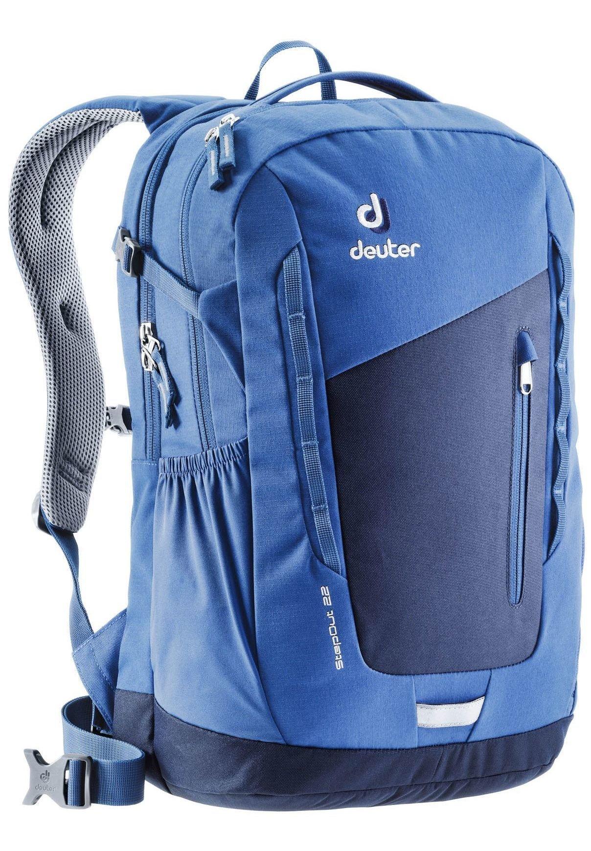 Deuter STEPOUT - Tagesrucksack - navy/steel/blau - Herrentaschen 4wG6J
