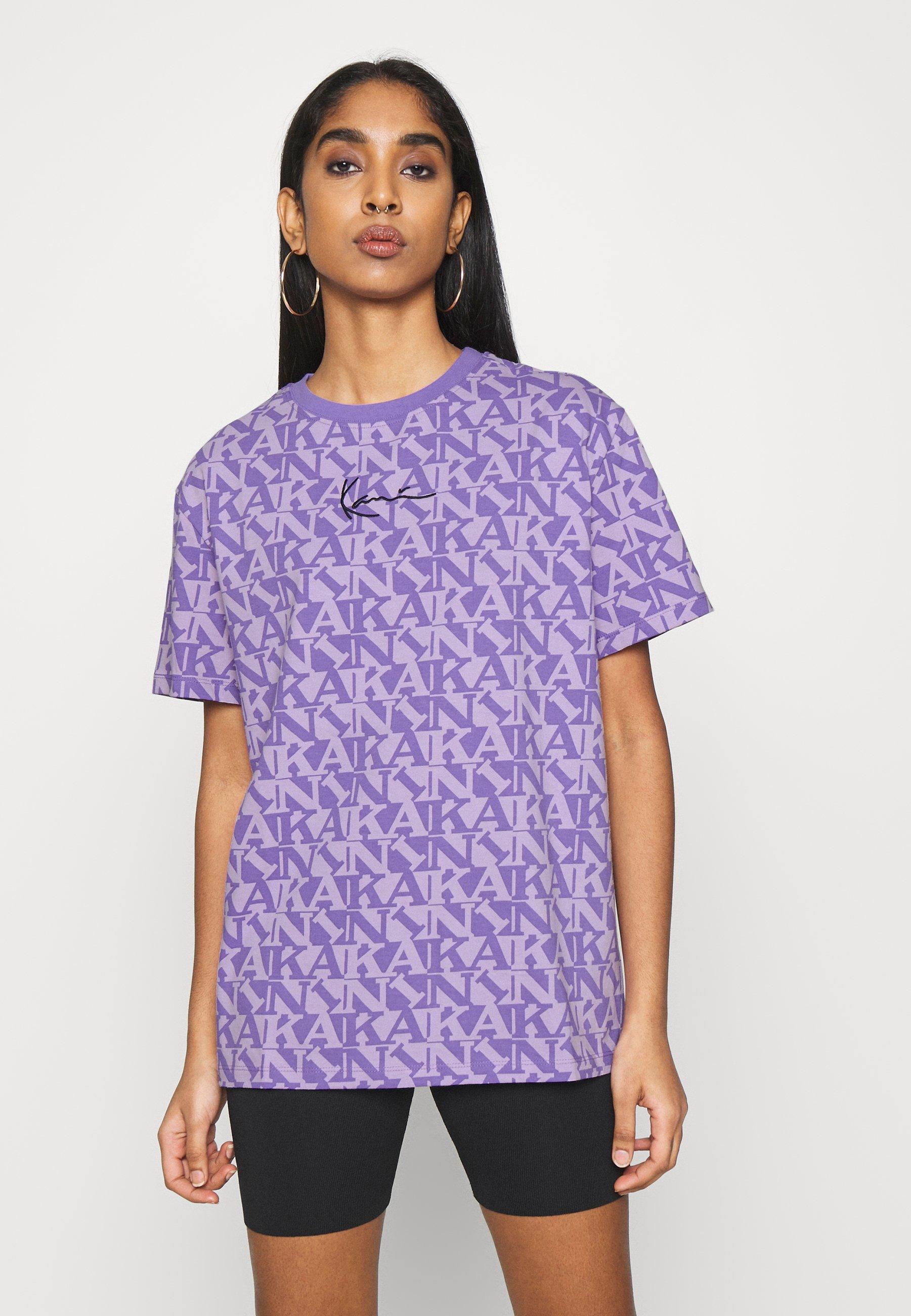 Damen SMALL SIGNATURE OVERSIZE TEE  - T-Shirt print