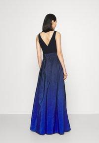 Lauren Ralph Lauren - AGNI SLEEVELESS EVENING DRESS - Žerzejové šaty - sapphire star - 2