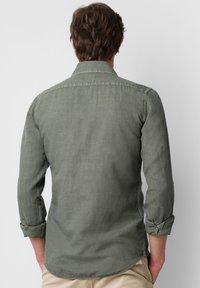 Scalpers - SKULL  - Shirt - khaki - 1