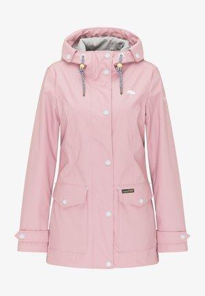 Waterproof jacket - altrosa