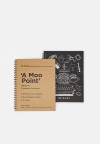 TYPO - A4 CAMPUS NOTEBOOK 2 PACK UNISEX - Other accessories - multicoloured - 0