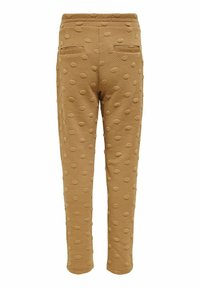 Kids ONLY - LOOSE FIT - Tracksuit bottoms - toasted coconut - 1