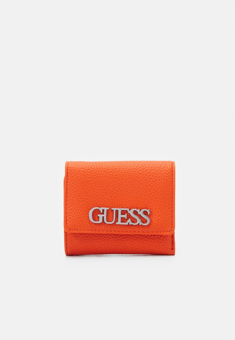 Guess - UPTOWN CHIC SMALL TRIFOLD - Portefeuille - orange