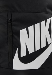 Nike Sportswear - ELEMENTAL UNISEX - Tagesrucksack - black/white - 2