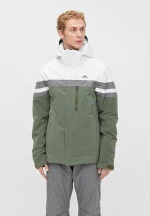 Snowboard jacket - thyme green