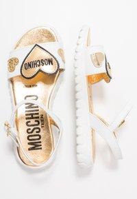 MOSCHINO - Sandals - white - 0