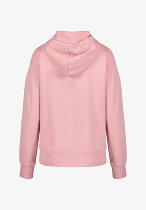 PEONY - Zip-up hoodie - pink