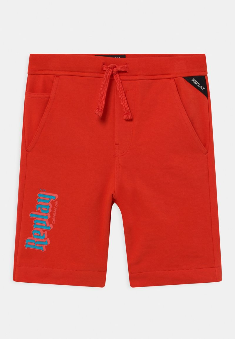 Replay - Shorts - red
