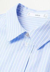 Mango - JAIDY - Košile - azul celeste - 7