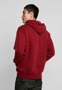 Hollister Co. - ICON PO  - Hoodie - burgundy - 2