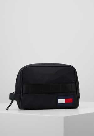 TOMMY WASHBAG - Wash bag - black