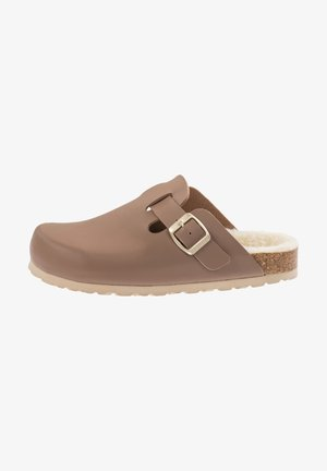 SW - Mules - taupe