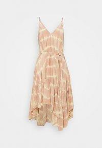 maje - RISOTYE - Korte jurk - nude - 0