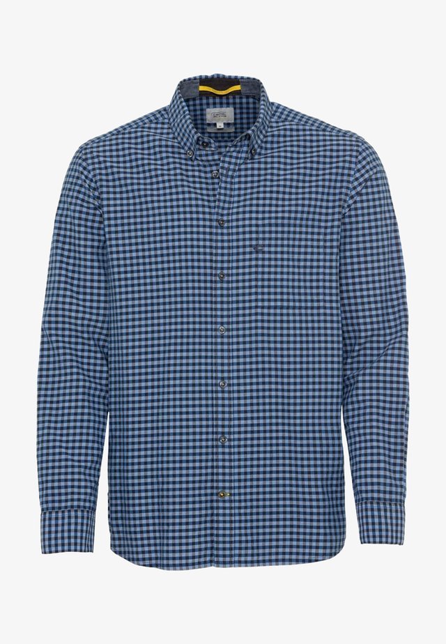 Shirt - sea blue