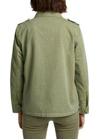 Esprit - Summer jacket - light khaki - 6