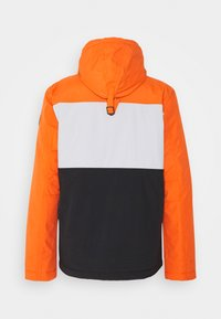 Napapijri - RAINFOREST BLOCK - Winter jacket - black - 1