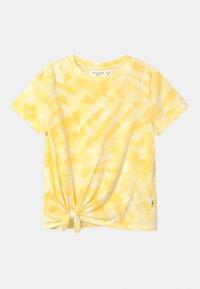 Abercrombie & Fitch - Triko spotiskem - yellow - 0