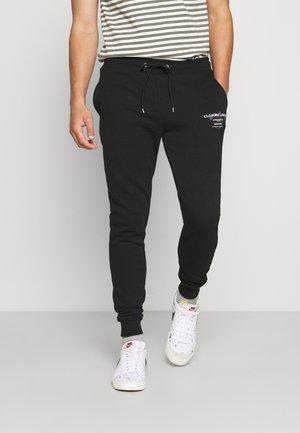 WINGED LOGO JOGGER - Pantalones deportivos - black