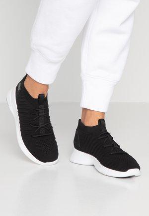 LIGHT FIT FLEX  - Baskets montantes - black/white