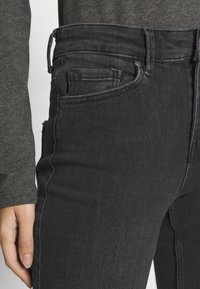 Pieces - PCLILI - Jeans slim fit - black denim - 4
