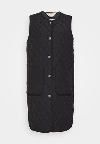 QUILTED AUTUMN - Zimní bunda - black