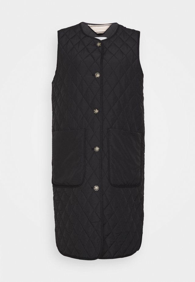 QUILTED AUTUMN - Giacca invernale - black